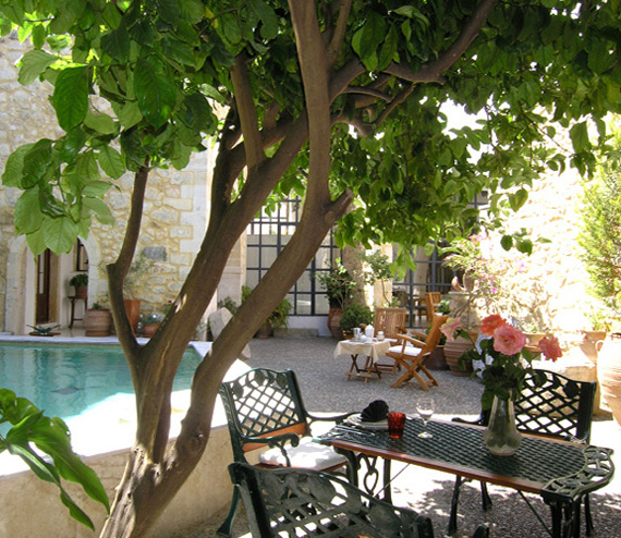 Villa Maroulas, Crete - Holiday Vacation Rental in Rethymno
